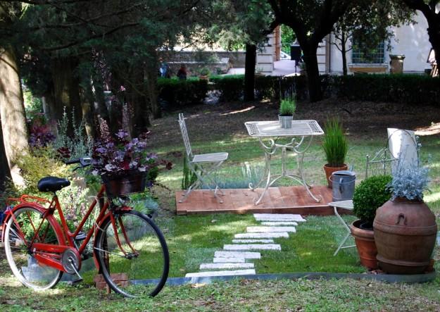 Parco di Villa Fidelia - Spello